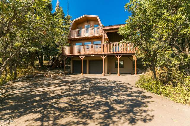 749 W Arapaho Drive #112, Coalville, UT 84017 (MLS #12000773) :: Lawson Real Estate Team - Engel & Völkers