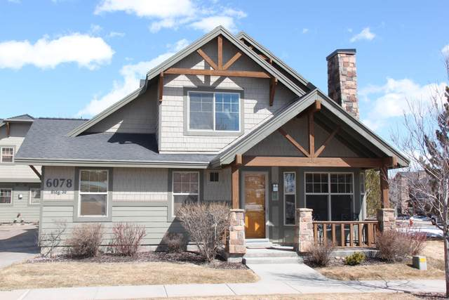 6078 N Fox Pointe Circle A2, Park City, UT 84098 (MLS #12000827) :: Lookout Real Estate Group