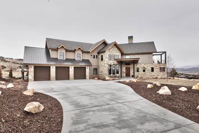 1080 N Oquirrh Mountain Drive, Heber City, UT 84032 (MLS #12000839) :: Lawson Real Estate Team - Engel & Völkers