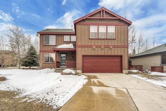 944 Mountain Willow Lane, Park City, UT 84098 (MLS #12000865) :: Lookout Real Estate Group