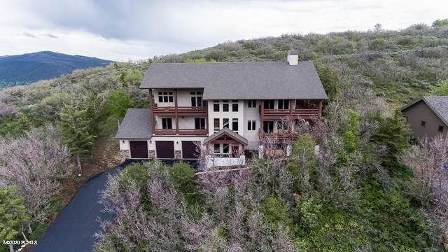 7779 Tall Oaks Drive, Park City, UT 84098 (MLS #12000866) :: Lookout Real Estate Group