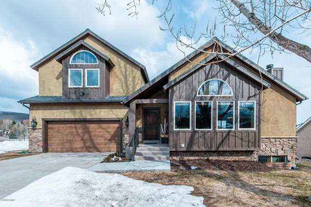 8690 Silver Spur Road #1028, Park City, UT 84098 (#12000883) :: Red Sign Team