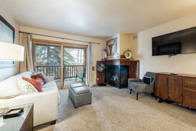 401 Silver King Drive #17, Park City, UT 84060 (MLS #12000895) :: Lookout Real Estate Group