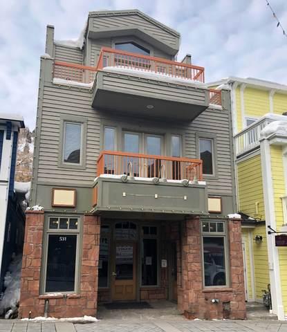 531 Main Street, Park City, UT 84060 (MLS #12000897) :: Park City Property Group
