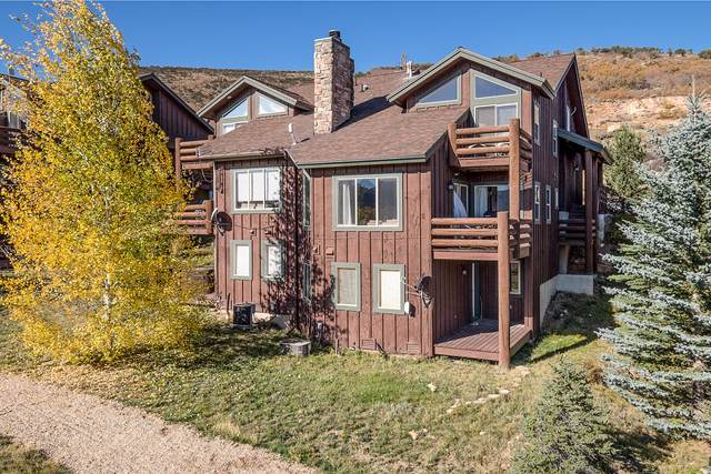 5241 Cove Canyon Drive B, Park City, UT 84098 (#12000912) :: Red Sign Team