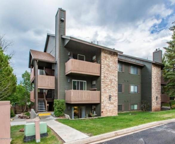 6955 W 2200 4G, Park City, UT 84098 (MLS #12000929) :: Lawson Real Estate Team - Engel & Völkers