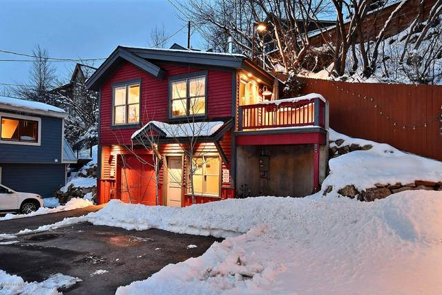 206 Grant Avenue, Park City, UT 84060 (MLS #12000951) :: Lookout Real Estate Group