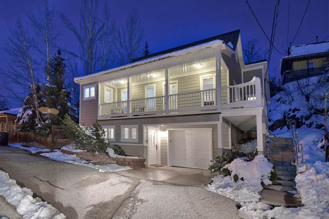 250 Grant Avenue, Park City, UT 84060 (MLS #12000952) :: Lookout Real Estate Group