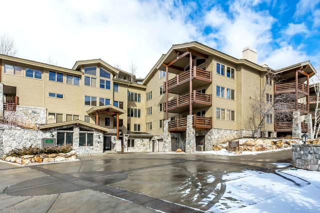 2100 S Deer Valley Drive #303, Park City, UT 84060 (MLS #12000956) :: Lookout Real Estate Group