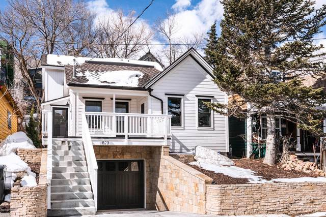 823 Woodside Avenue, Park City, UT 84060 (MLS #12000962) :: Lookout Real Estate Group
