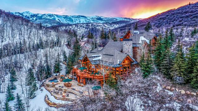 3853 Rising Star Lane, Park City, UT 84060 (MLS #12000965) :: High Country Properties