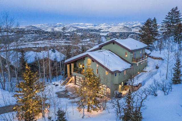 2464 Iron Mountain Drive, Park City, UT 84060 (MLS #12000974) :: Lookout Real Estate Group