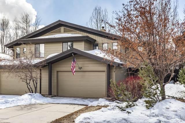 2679 Cottage Loop, Park City, UT 84098 (MLS #12000976) :: High Country Properties