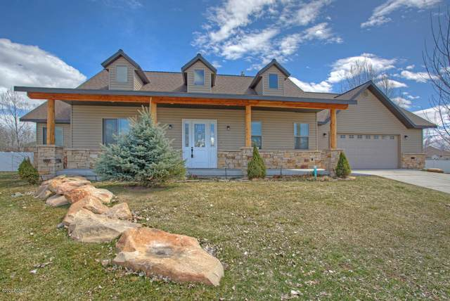 1023 W 825 South, Heber City, UT 84032 (MLS #12000995) :: Lookout Real Estate Group