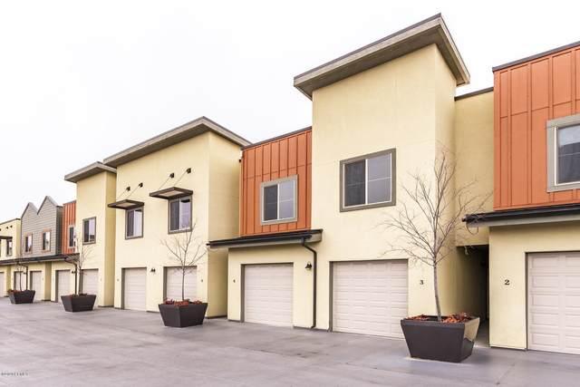 6169 Park Lane S #3, Park City, UT 84098 (MLS #12000999) :: High Country Properties