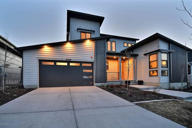 2589 Piper Way, Park City, UT 84060 (MLS #12001020) :: Lookout Real Estate Group