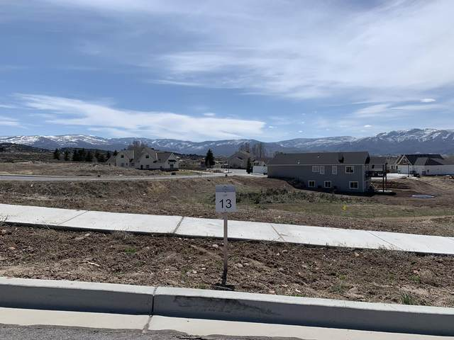 998 E Mill Road, Heber City, UT 84032 (MLS #12001049) :: High Country Properties
