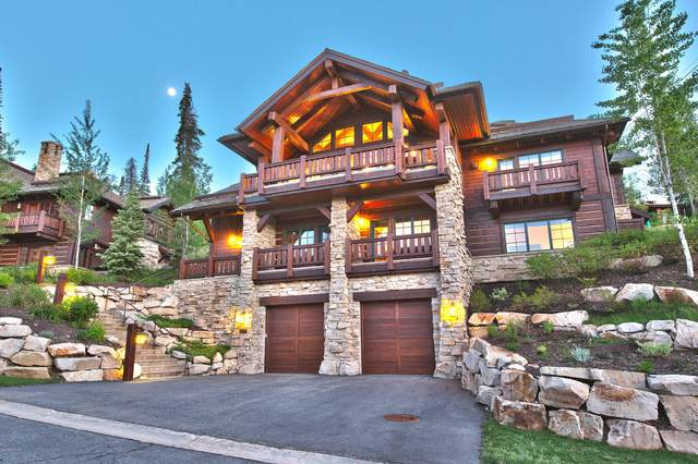 8731 Empire Club Drive, Park City, UT 84060 (MLS #12001060) :: High Country Properties