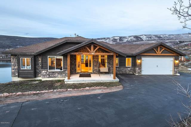 10023 Lake Pines Drive, Heber City, UT 84032 (#12001155) :: Red Sign Team