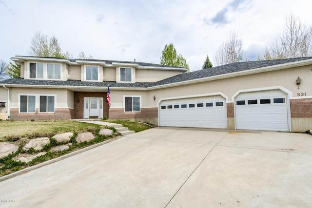 531 E Valley Drive, Heber City, UT 84032 (MLS #12001197) :: Lawson Real Estate Team - Engel & Völkers