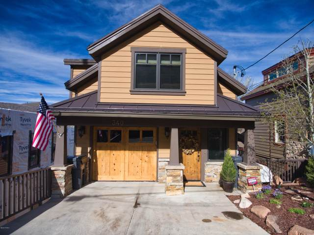 340 Woodside Avenue, Park City, UT 84060 (MLS #12001224) :: High Country Properties
