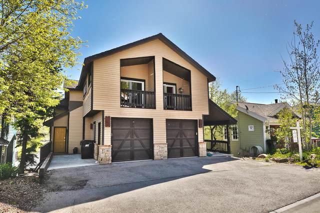 1048/1052 Empire Avenue A & B, Park City, UT 84060 (MLS #12001231) :: Lawson Real Estate Team - Engel & Völkers
