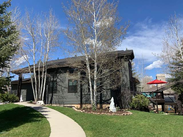 1657 West Silver Springs Road, Park City, UT 84098 (MLS #12001238) :: High Country Properties