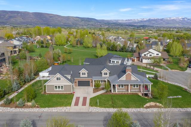 1210 N Dutch Highland Drive, Midway, UT 84049 (#12001352) :: Red Sign Team