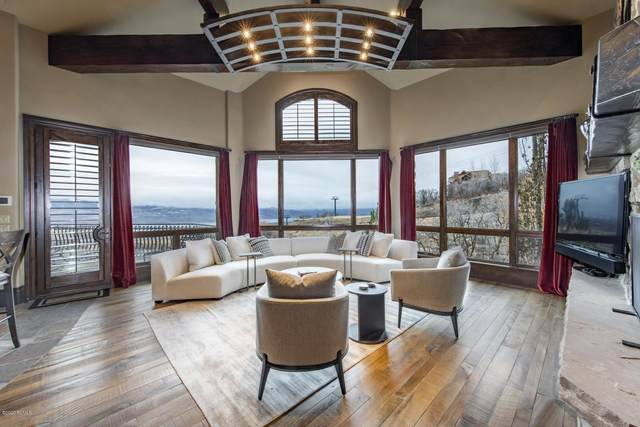 2558 W Deer Hollow Road, Park City, UT 84060 (MLS #12001379) :: Lookout Real Estate Group