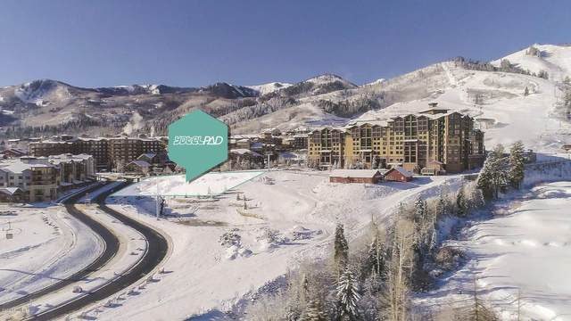 2670 W Canyons Resort Drive #407, Park City, UT 84098 (MLS #12001414) :: Lookout Real Estate Group