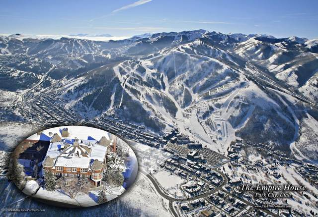 1402 Empire Avenue 1D, Park City, UT 84060 (MLS #12001426) :: High Country Properties