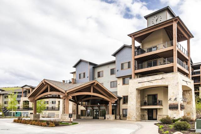 2669 Canyons Resort Drive #107, Park City, UT 84098 (MLS #12001428) :: High Country Properties