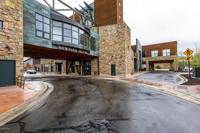 1476 Newpark Boulevard #302, Park City, UT 84098 (MLS #12001472) :: High Country Properties