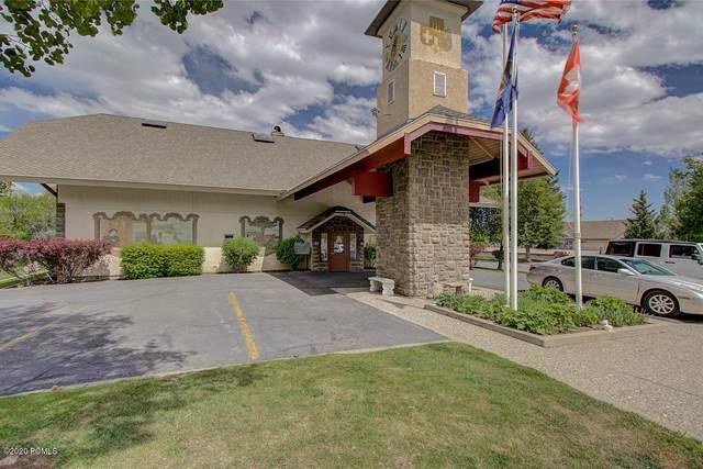 1031 W Grindelwald Lane #2, Midway, UT 84049 (MLS #12001484) :: Lawson Real Estate Team - Engel & Völkers