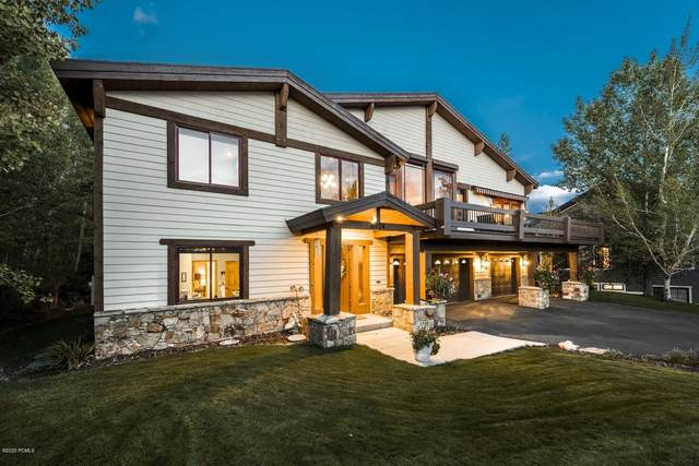 8974 Sackett Drive, Park City, UT 84098 (MLS #12001496) :: Lookout Real Estate Group
