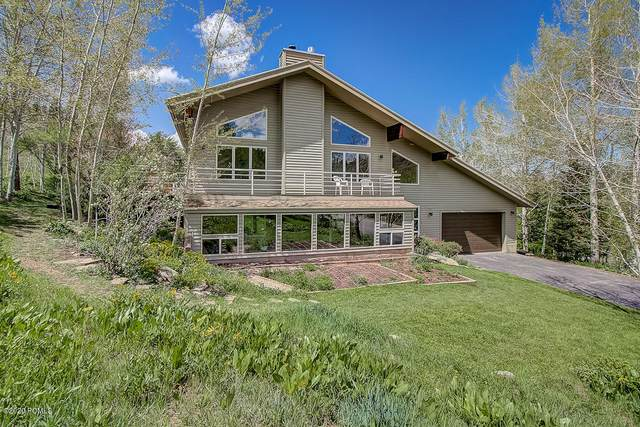 7507 Pinebrook Road, Park City, UT 84098 (MLS #12001538) :: Lookout Real Estate Group