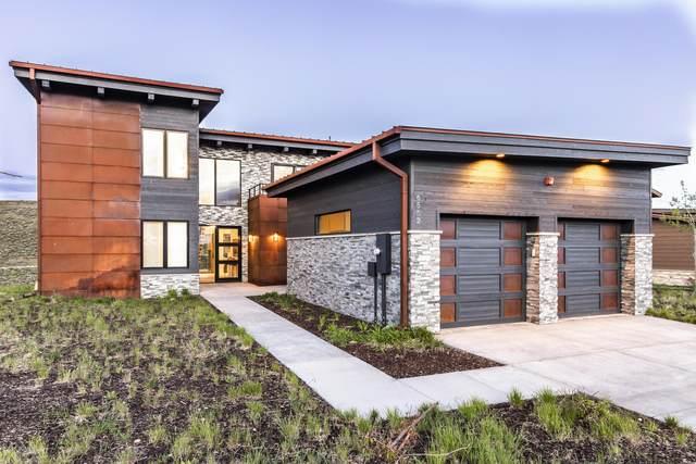 6552 Golden Bear Loop, Park City, UT 84098 (MLS #12001551) :: High Country Properties
