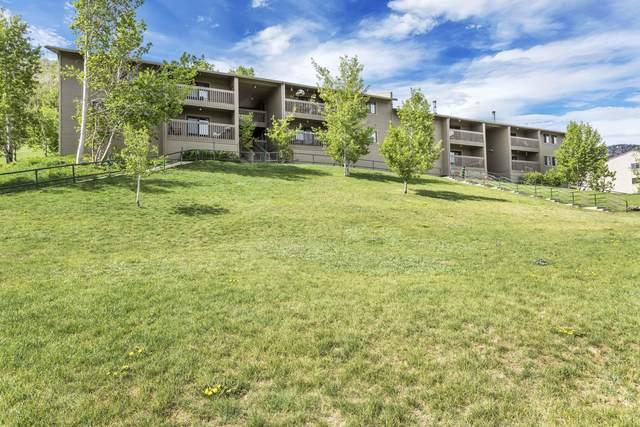 1680 Upper Ironhorse Loop D1, Park City, UT 84060 (MLS #12001560) :: Lawson Real Estate Team - Engel & Völkers