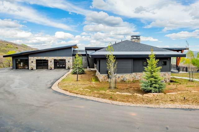 1076 Preserve Drive, Park City, UT 84098 (MLS #12001585) :: High Country Properties