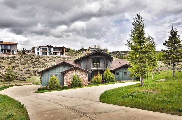 2457 Saddlehorn Drive, Park City, UT 84098 (MLS #12001586) :: High Country Properties
