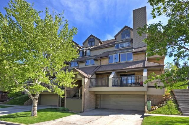 3285 Lower Saddleback Road 2A, Park City, UT 84098 (MLS #12001613) :: High Country Properties