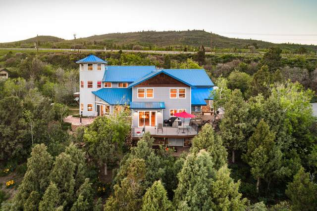 5095 W Kilby Road, Park City, UT 84098 (MLS #12001631) :: Lookout Real Estate Group