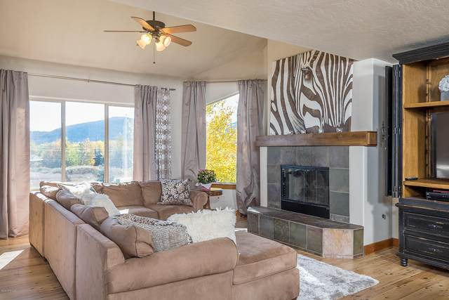 5241 Cove Canyon Drive B, Park City, UT 84098 (MLS #12001637) :: High Country Properties