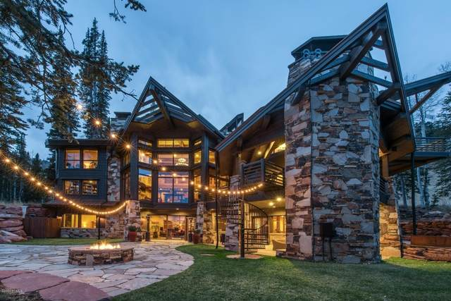 116 White Pine Canyon Road, Park City, UT 84060 (MLS #12001653) :: Lookout Real Estate Group
