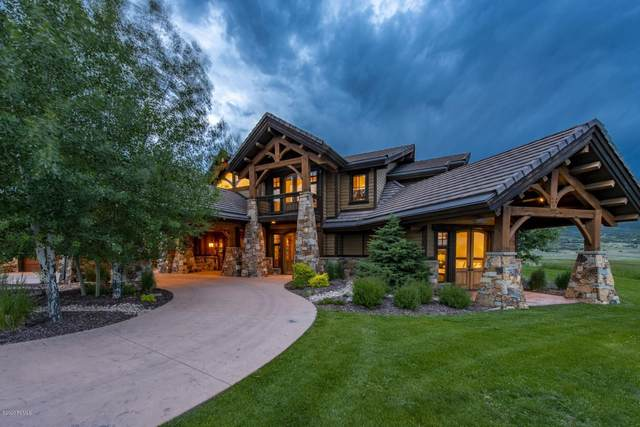 795 Hollyhock Street, Park City, UT 84098 (MLS #12001655) :: High Country Properties