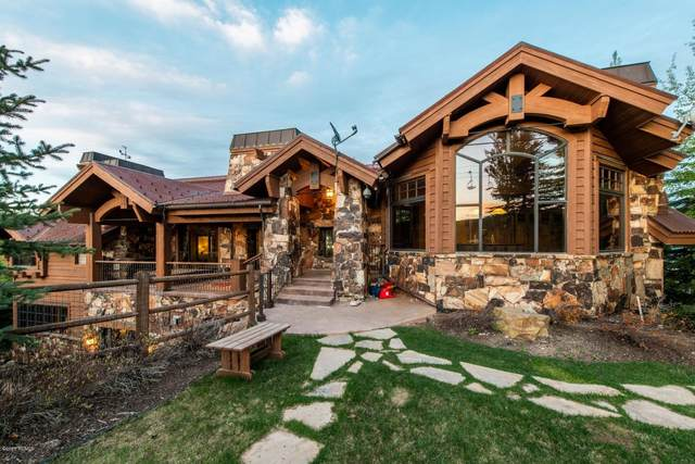 9840 Summit View Drive, Heber City, UT 84032 (MLS #12001656) :: Lookout Real Estate Group