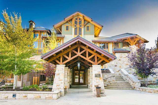 3558 N Escala Court #251, Park City, UT 84098 (MLS #12001657) :: High Country Properties