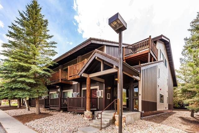 2325 Sidewinder Drive #836, Park City, UT 84060 (MLS #12001669) :: Lookout Real Estate Group