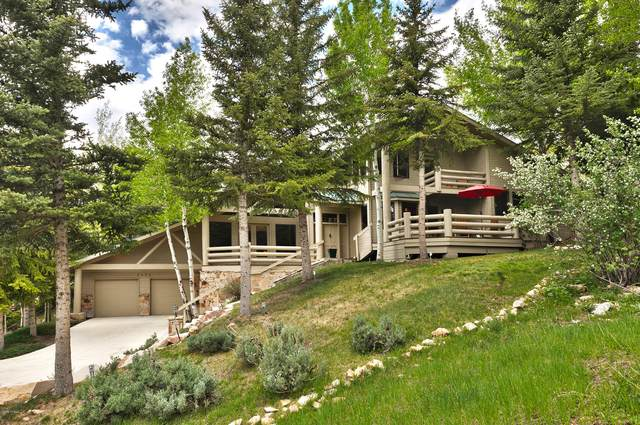3050 Thistle Street, Park City, UT 84060 (MLS #12001686) :: High Country Properties