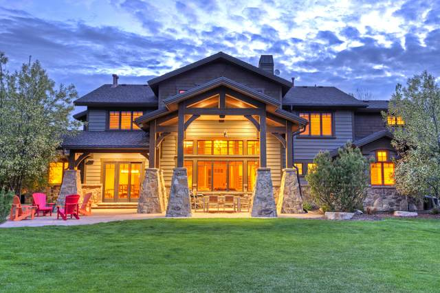 5805 Mountain Ranch Drive, Park City, UT 84098 (#12001719) :: Red Sign Team